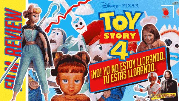 Toy Story 4: Review