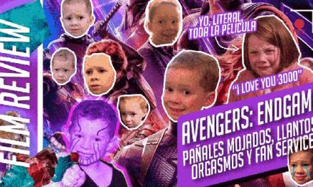"""Avengers: Endgame"" (2019 / Dir: Joe y Anthony Russo. Marvel Studios, Disney)"