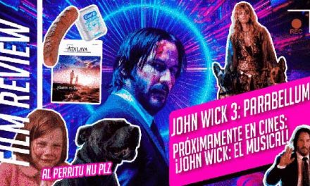 """John Wick 3: Parabellum"" Review"