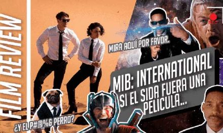Men in Black International: Review