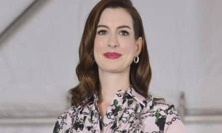 Anne Hathaway anunció que está embarazada