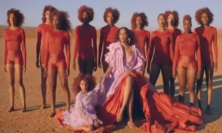 Hija de Beyoncé debutó como cantante (+video)