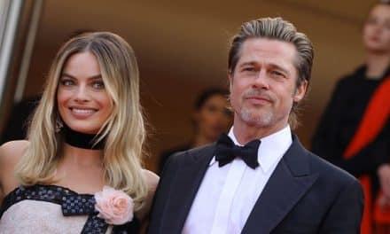 Brad Pitt confesó estar enamorado de Margot Robbie