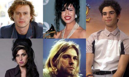 El triste desenlace de los famosos que se fueron muy jóvenes