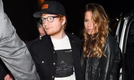 En secreto: ¡Ed Sheeran y Chearry Seaborn se casaron!