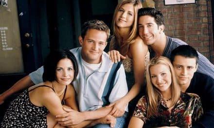 De esta manera 'Friends' celebrará su aniversario 25