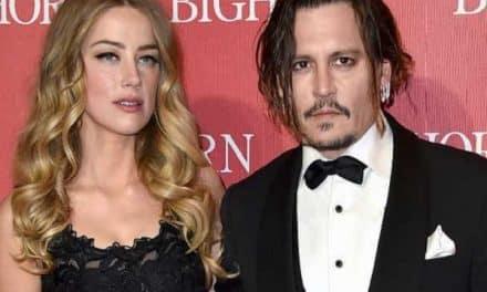 Johnny Depp denunció agresiones de Amber Heard