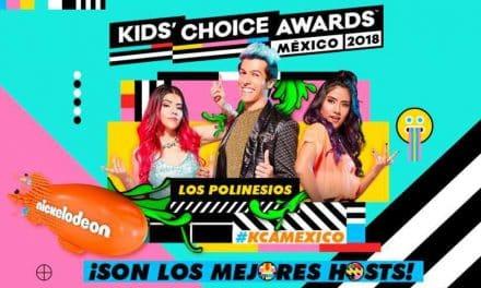 Estos son los nominados a los Kids' Choice Awards México 2019