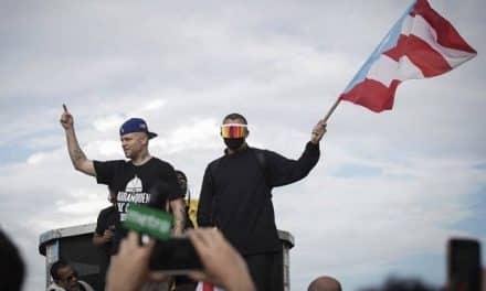 Residente y Bad Bunny le tiraron al gobernador de Puerto Rico