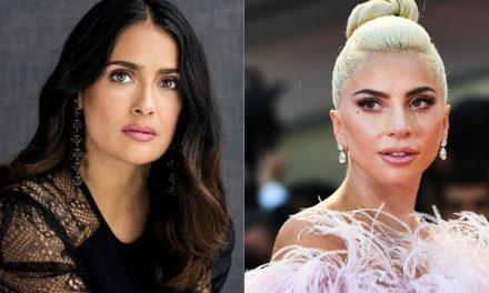 Salma Hayek y Lady Gaga suenan en películas de Marvel