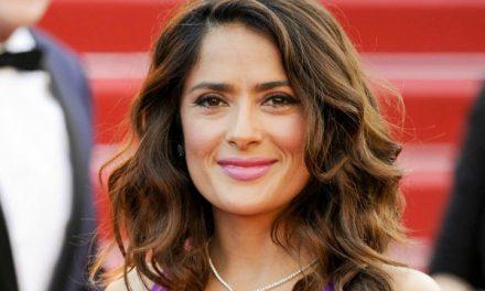 Salma Hayek se unirá a Marvel en la cinta 'The Eternals'