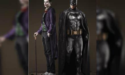 Fan art transformó a Bill Skarsgard en El Joker de Batman