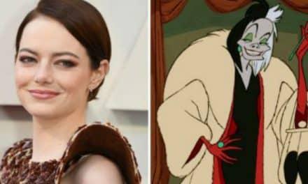 Así lucirá Emma Stone como Cruella de Vil (+Foto)