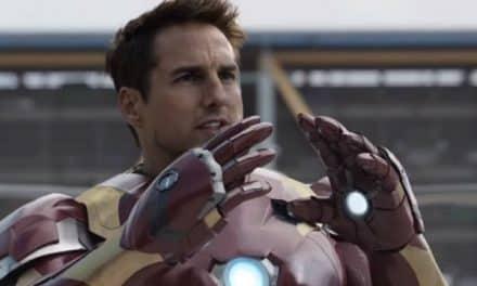 Tom Cruise reemplazó a Robert Downey Jr. en Iron Man