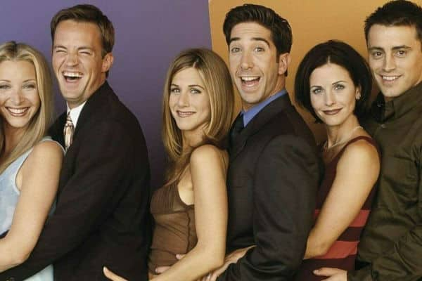 Libro inédito de Friends revela detalles de la serie