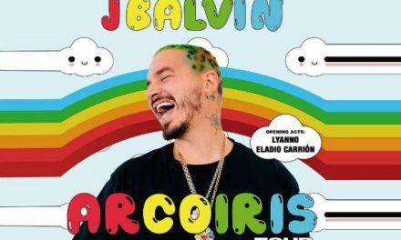 J Balvin anunció el inicio de su gira «Arcoiris Tour»