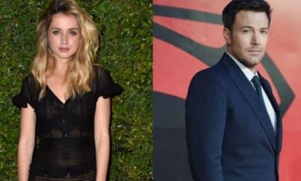 Ben Affleck y Ana De Armas podrían ser parte de un thriller erótico