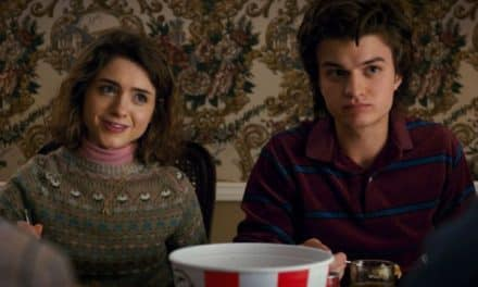 Nancy y Steve protagonizan el tráiler de 'Stranger Things'
