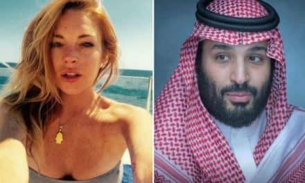 Lindsay Lohan y su relación con un príncipe saudita