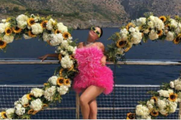La lujosa fiesta de cumpleaños de Kylie Jenner