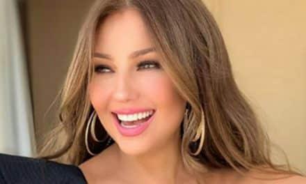 Thalía celebró los 14 millones de seguidores en Instagram
