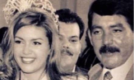 Murió el papá de Alicia Machado y así lo recordó