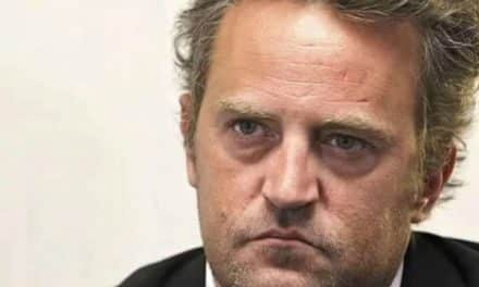 La solitaria vida del actor de 'Friends' Matthew Perry