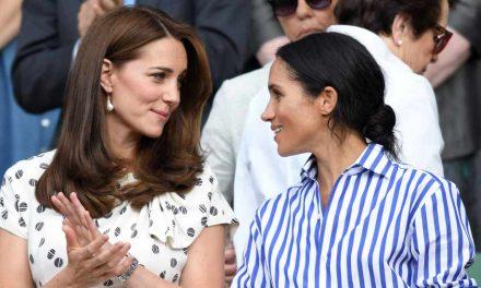 ¿Quién pagó el vestido de novia de Meghan Markle y Kate Middleton?