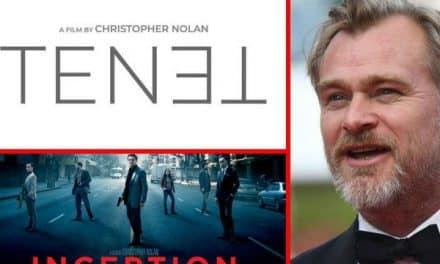 Difunden tráiler de «Tenet», lo nuevo de Christopher Nolan