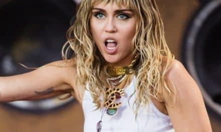 Miley Cyrus lanzó canción con mensaje para Liam