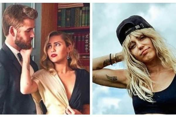 Miley Cyrus y Liam Hemsworth se divorcian