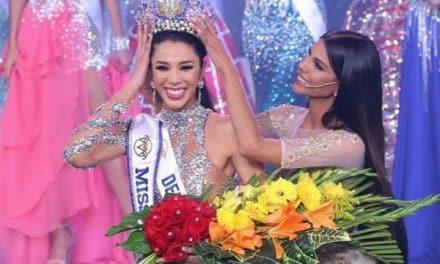 Thalia Olvino es la nueva Miss Venezuela