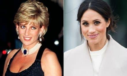 Reina Isabel teme que Meghan Markle sufra como Diana
