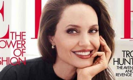 El ensayo de Angelina Jolie sobre mujeres malvadas