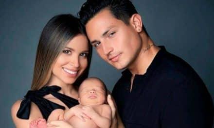 Rosmeri y Arán rechazaron bullying contra su bebé