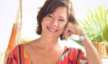Valentina Quintero es abuela y celebró con una foto