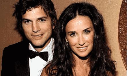 Demi Moore: los tríos acabaron mi relación con Kutcher