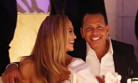 La romántica cena de compromiso de J.Lo y Alex Rodríguez