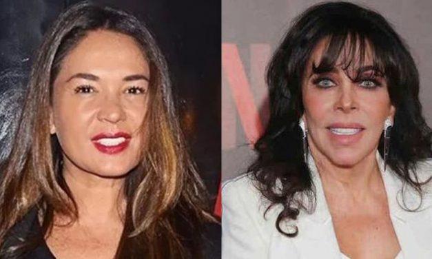 ¡Sigue la polémica! Yolanda Andrade le responde a Verónica Castro