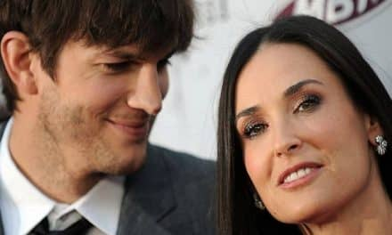 Ashton Kutcher le respondió a Demi Moore