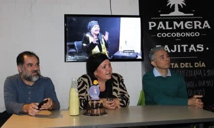 Betty Hass ofrecerá talleres de actuación en Chile