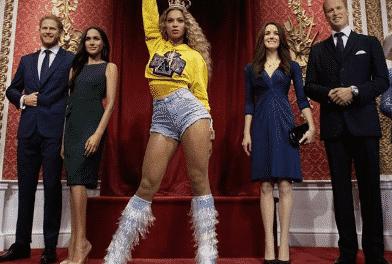 Beyoncé ya está en medio de la familia real
