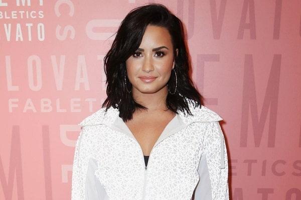 Demi Lovato mostró sin pena su celulitis