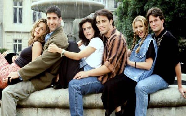 Friends celebró 25 años y así los recordó Google