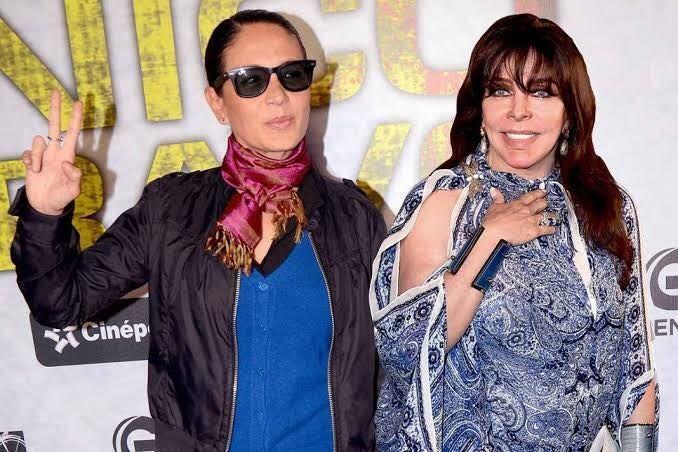 Verónica Castro anunció su retiro tras polémica con Yolanda Andrade