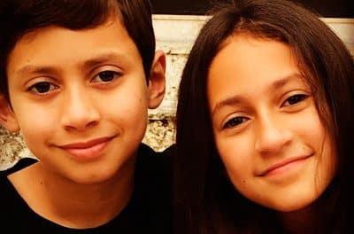 Hijos de J.Lo y Marc Anthony hicieron un increíble dueto