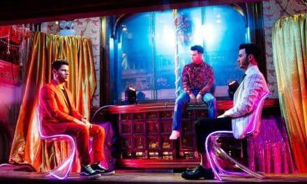 Jonas Brothers celebraron los 25 años de Friends con divertido video