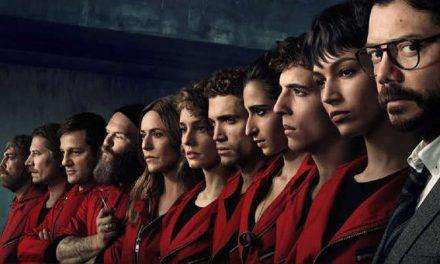 Cuarta temporada de 'La casa de papel' tiene fecha de estreno