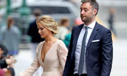 Jennifer Lawrence y Cooke Maroney son oficialmente esposos