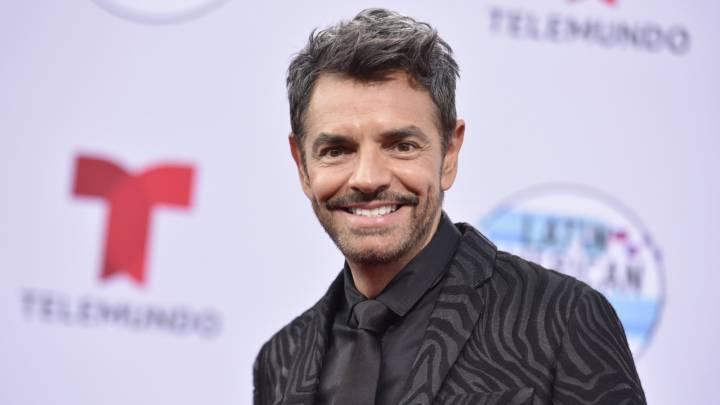 Eugenio Derbez pasó de comediante a reguetonero